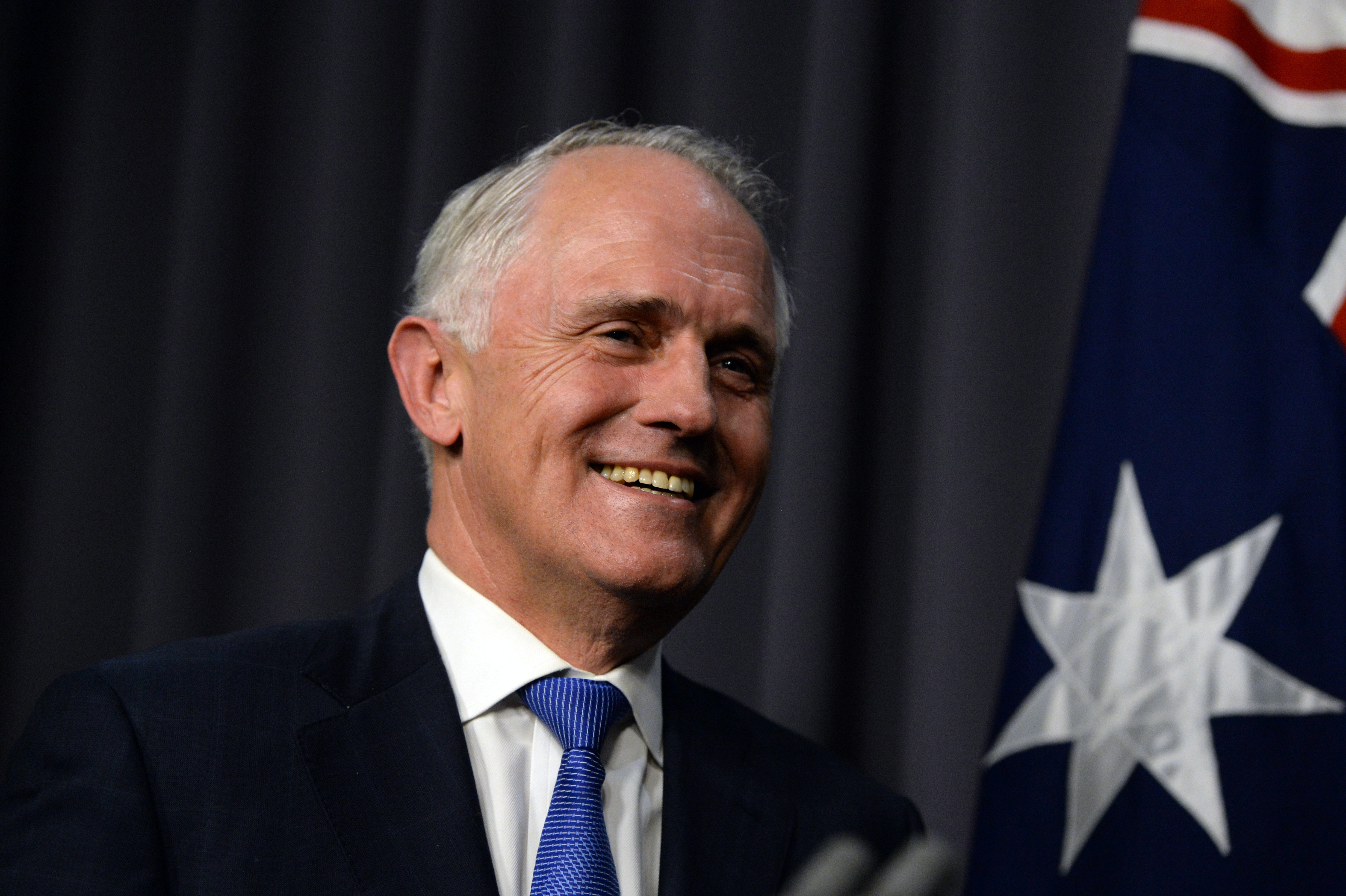Turnbull inherits an economy battered by global headwinds