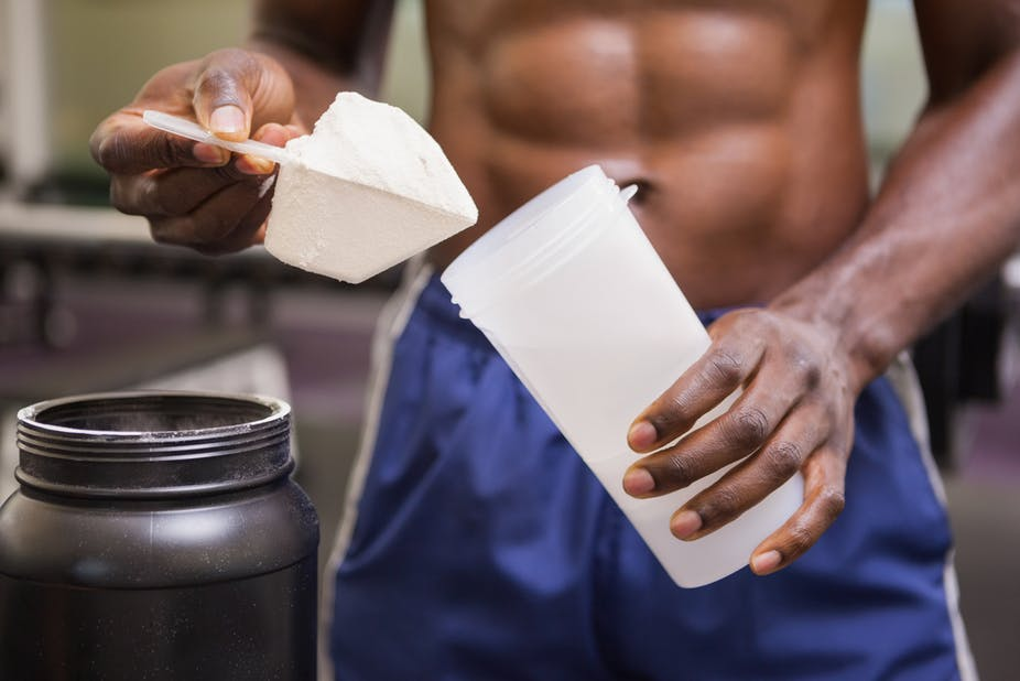 Why the business of nutritional supplements must be brought