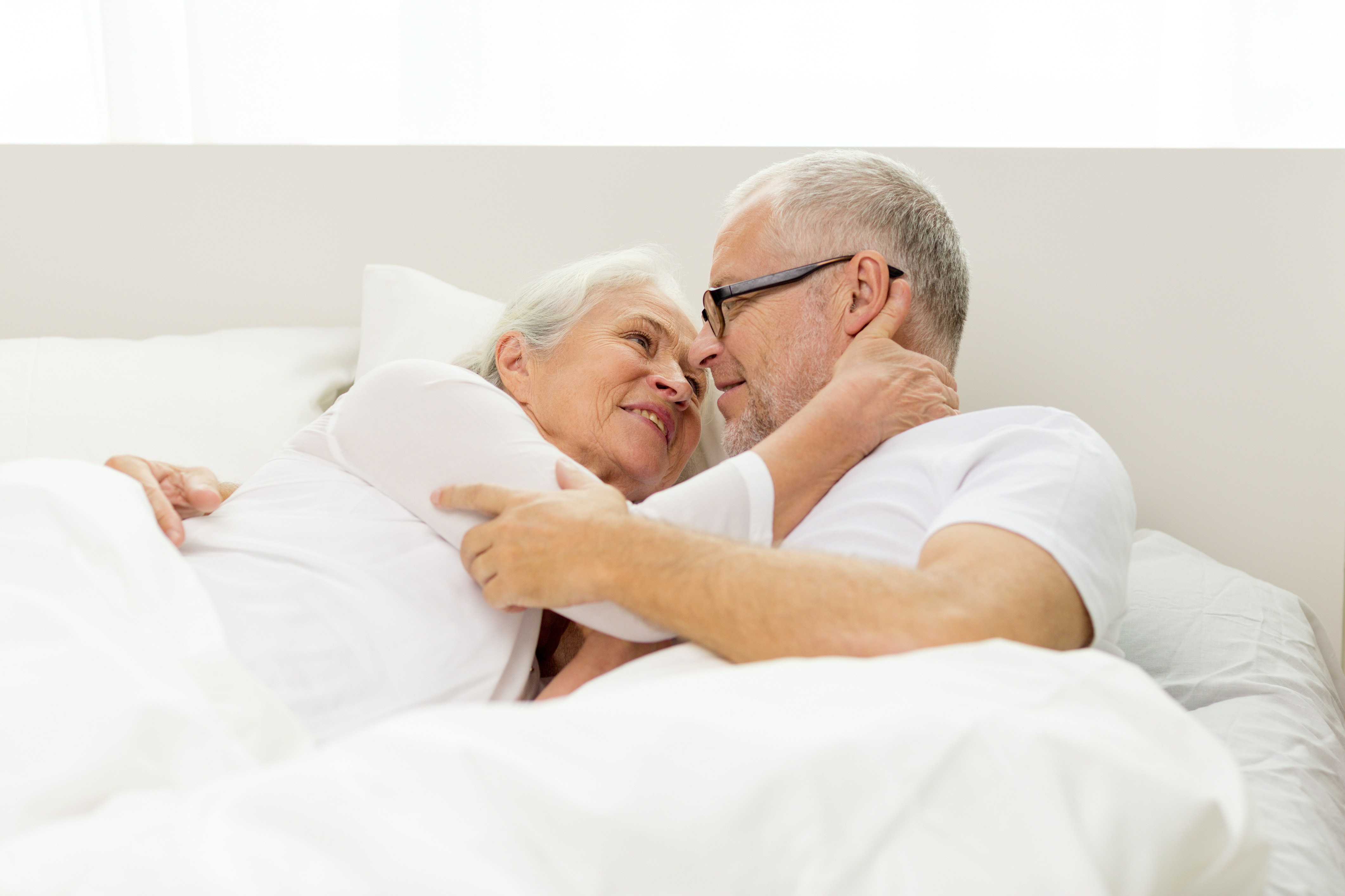Sexuality desire activity and intimacy in the elderly