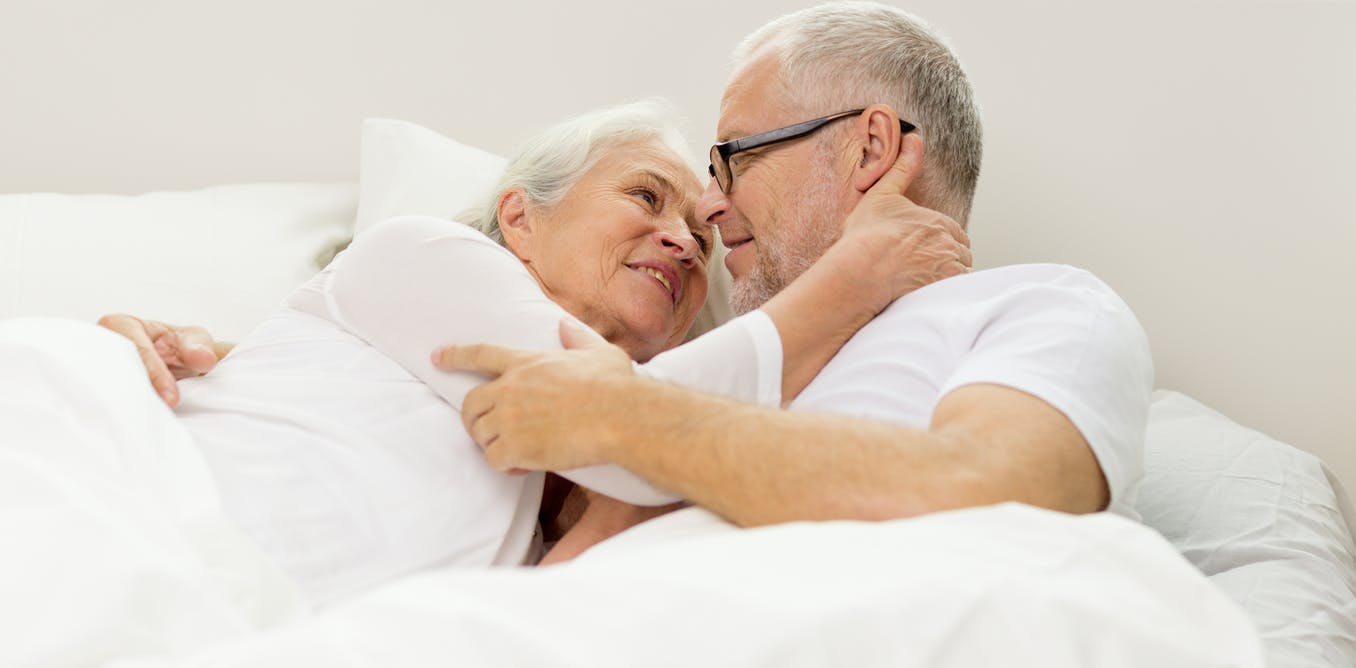 The secret sex lives of older people that can make us rethink our idea of intimacy