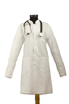 It's time for doctors to hang up the white coats for good