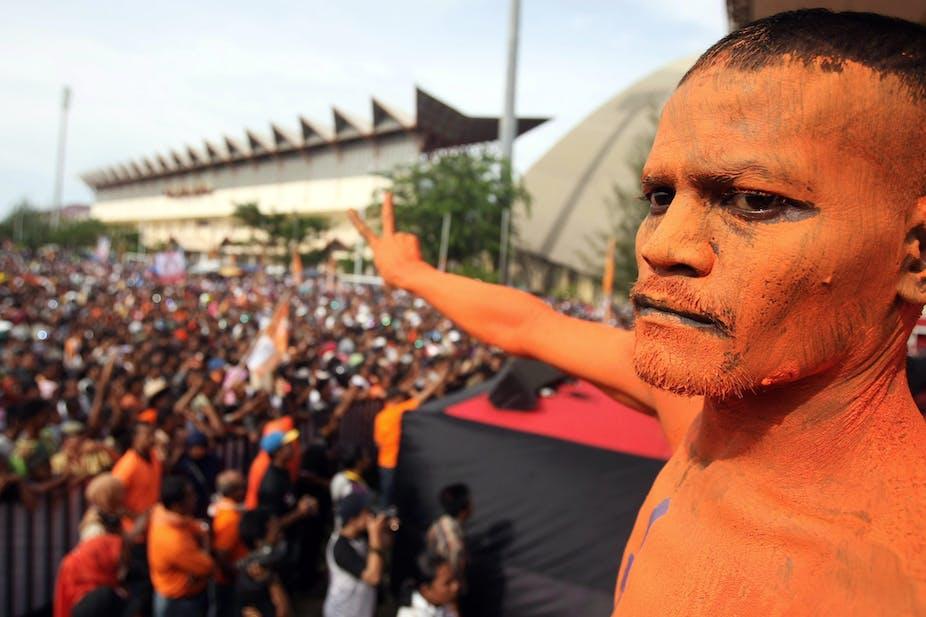 Votes Not Violence Rebuilding Post Disaster Aceh