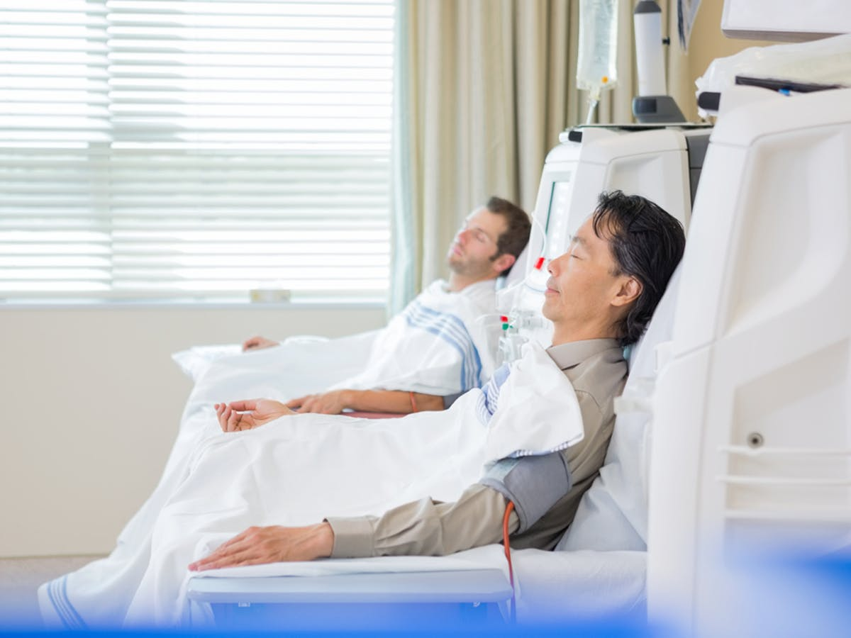 Why People With Kidney Disease Opt For Palliative Care Over Dialysis