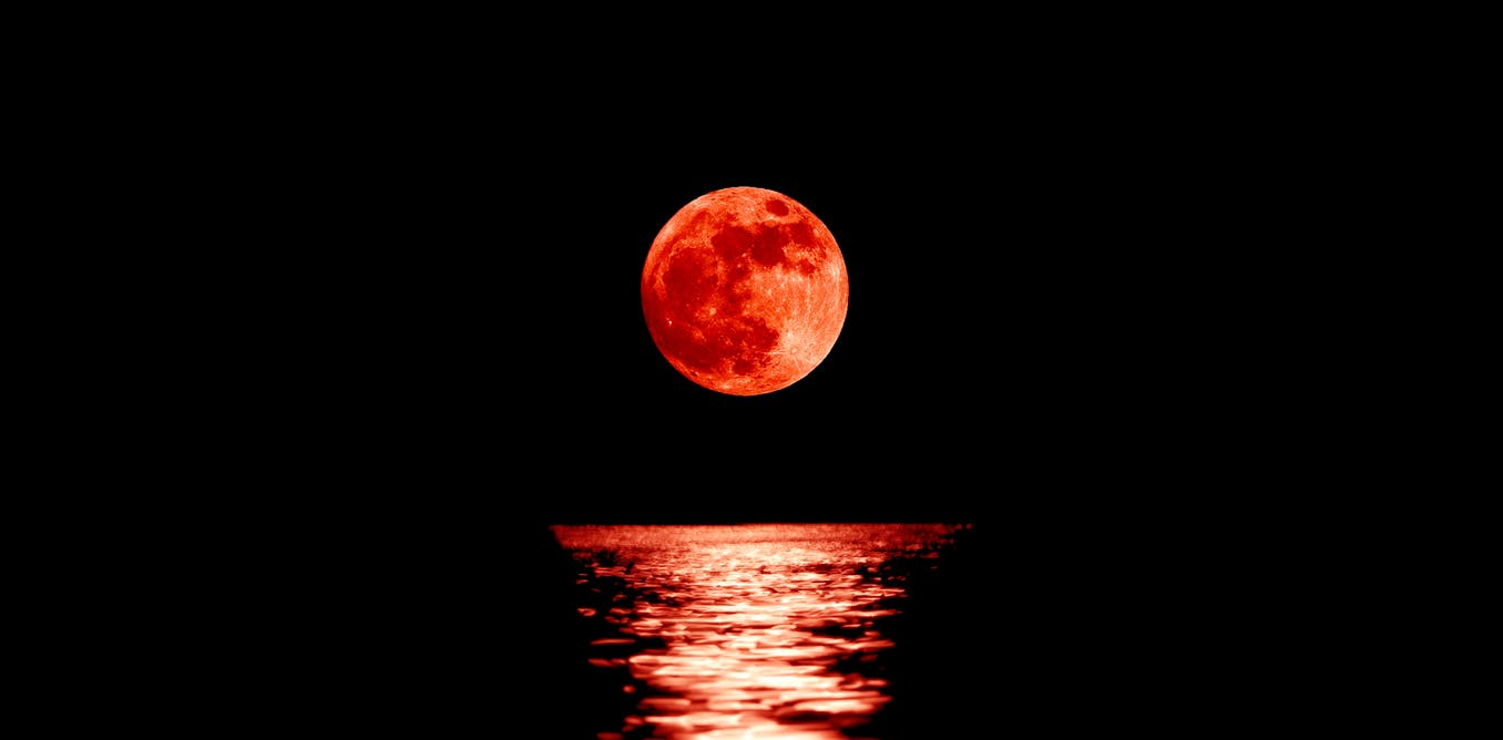 Fact Over Fiction On The Apocalyptic Super Blood Moon