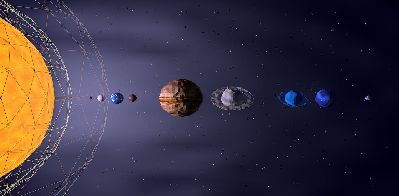 Ancient minerals on Earth can help explain the early solarsystem