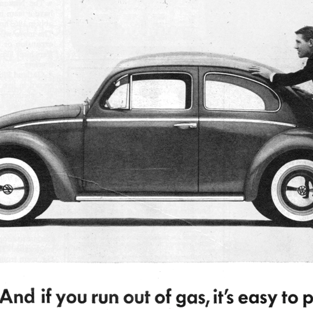 Volkswagen crisis: brand that invented modern advertising is