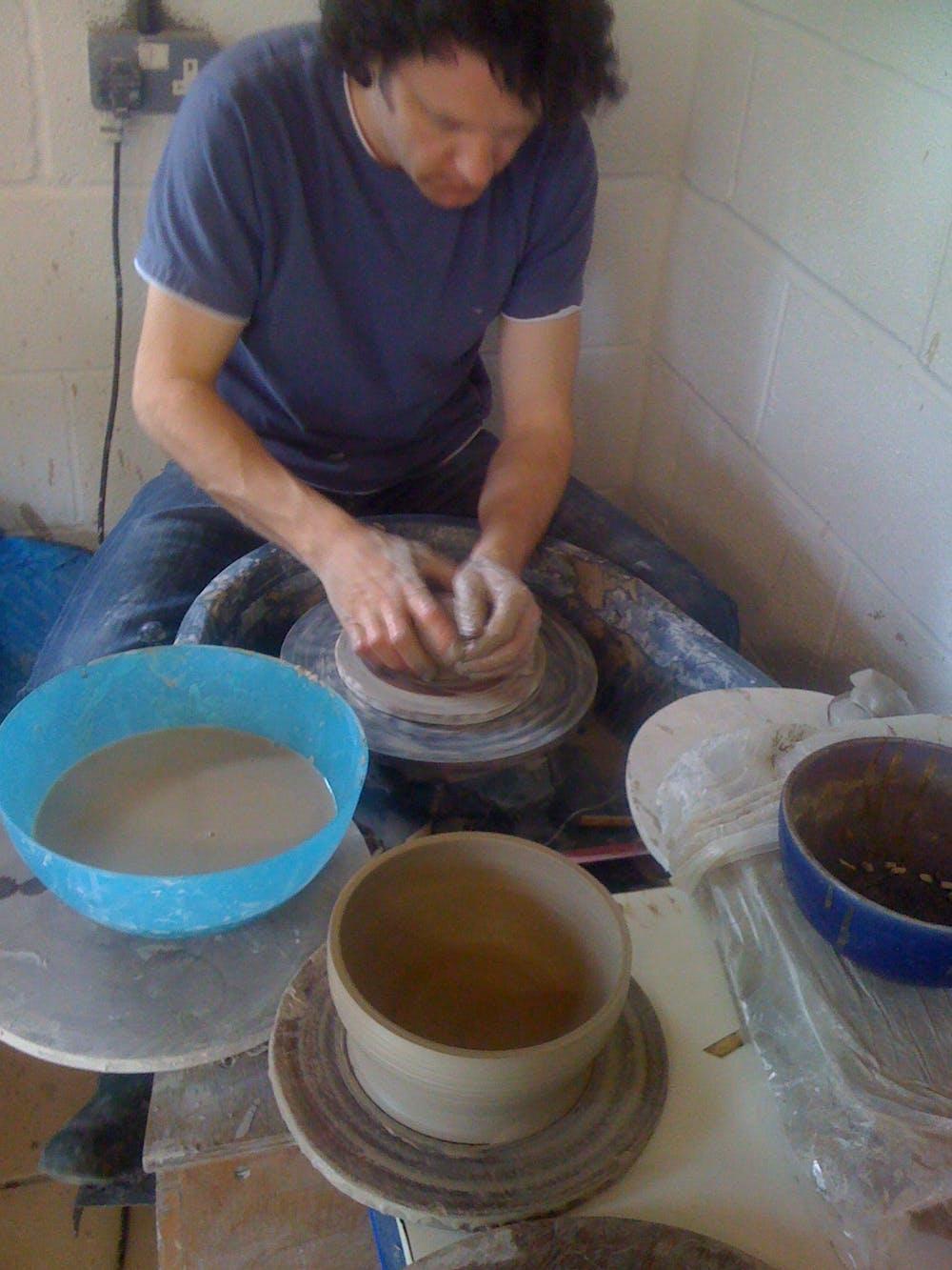 How England's broken ceramics industry put itself back together