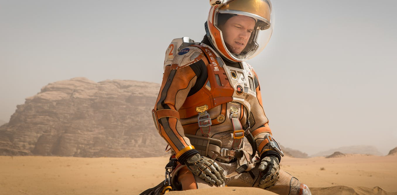 The Martian: a perfect balance of scientific accuracy and gripping fiction