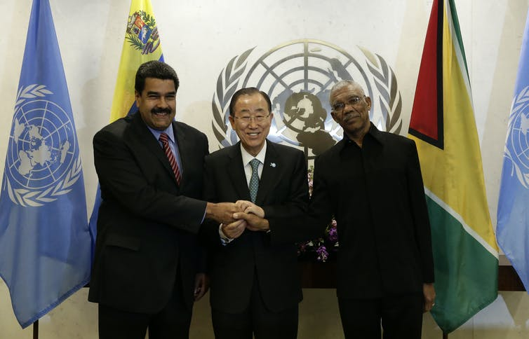 Can newly oil-rich Guyana survive the resource curse – and a