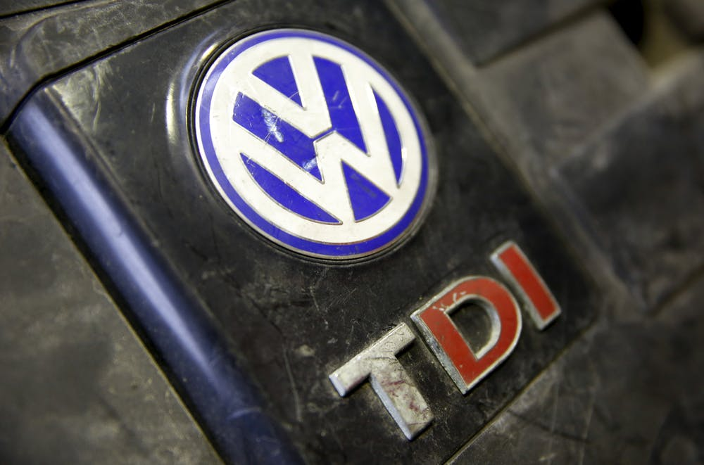 The not-so-invisible damage from VW diesel cheat: $100