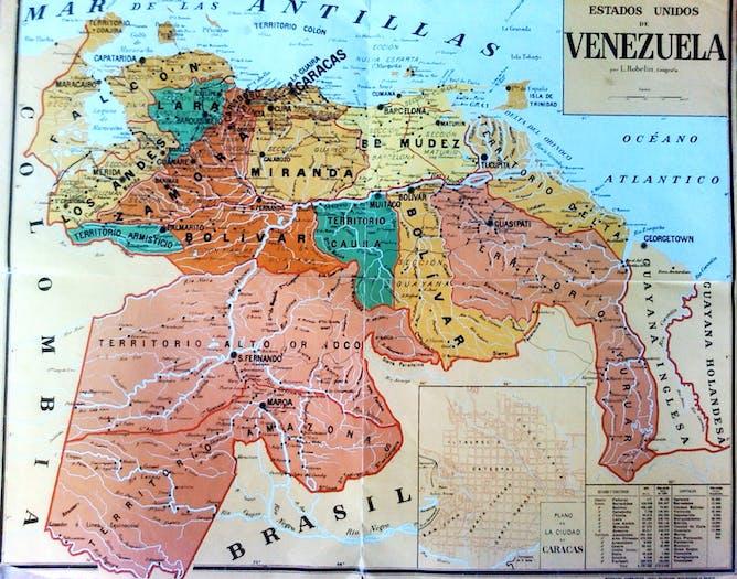 What Natural Resource Made Venezuela Rich