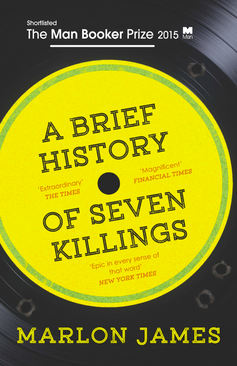 Review: A Brief History of Seven Killings by Marlon James