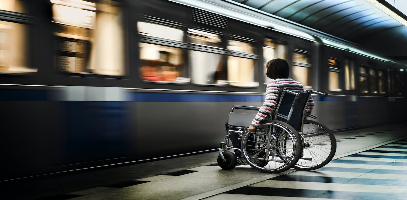 "The problem with ""Spend a Day in a Wheelchair"""