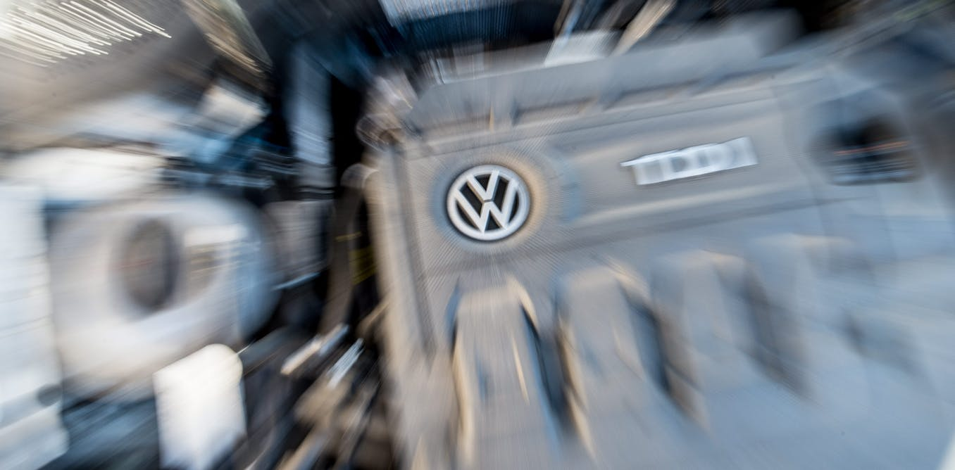 The VW scandal exposes the high tech control of engine emissions