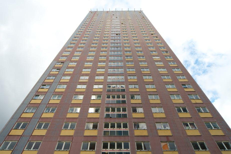 Demolishing Iconic Tower Blocks Is An On Whole Idea Of Social Housing