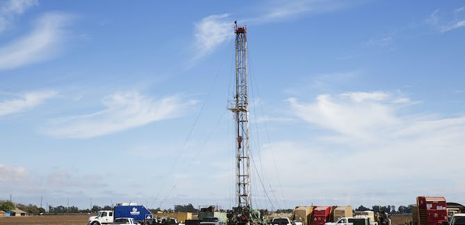 Shale gas – News, Research and Analysis – The Conversation