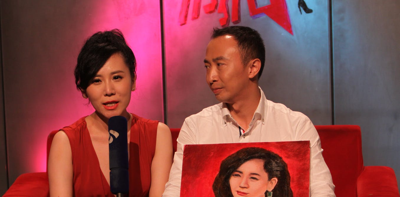 You are the one chinese dating show 2015