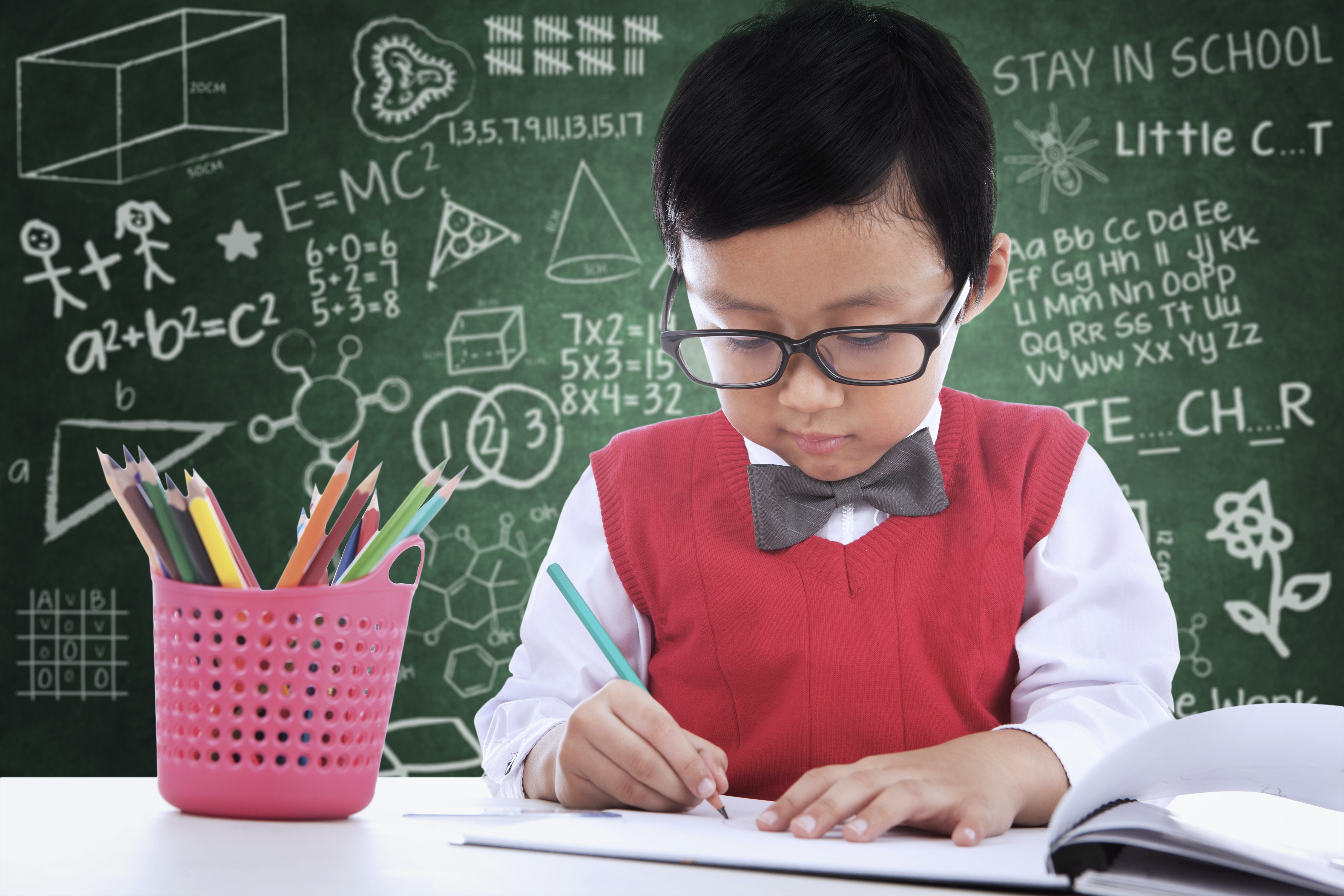 What Is The Secret To Being Good At Maths