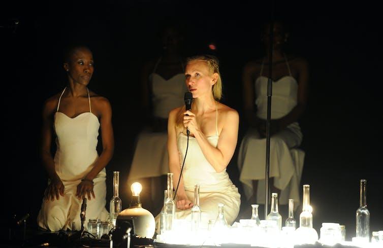 Desdemona. Mark Allan/Melbourne Festival