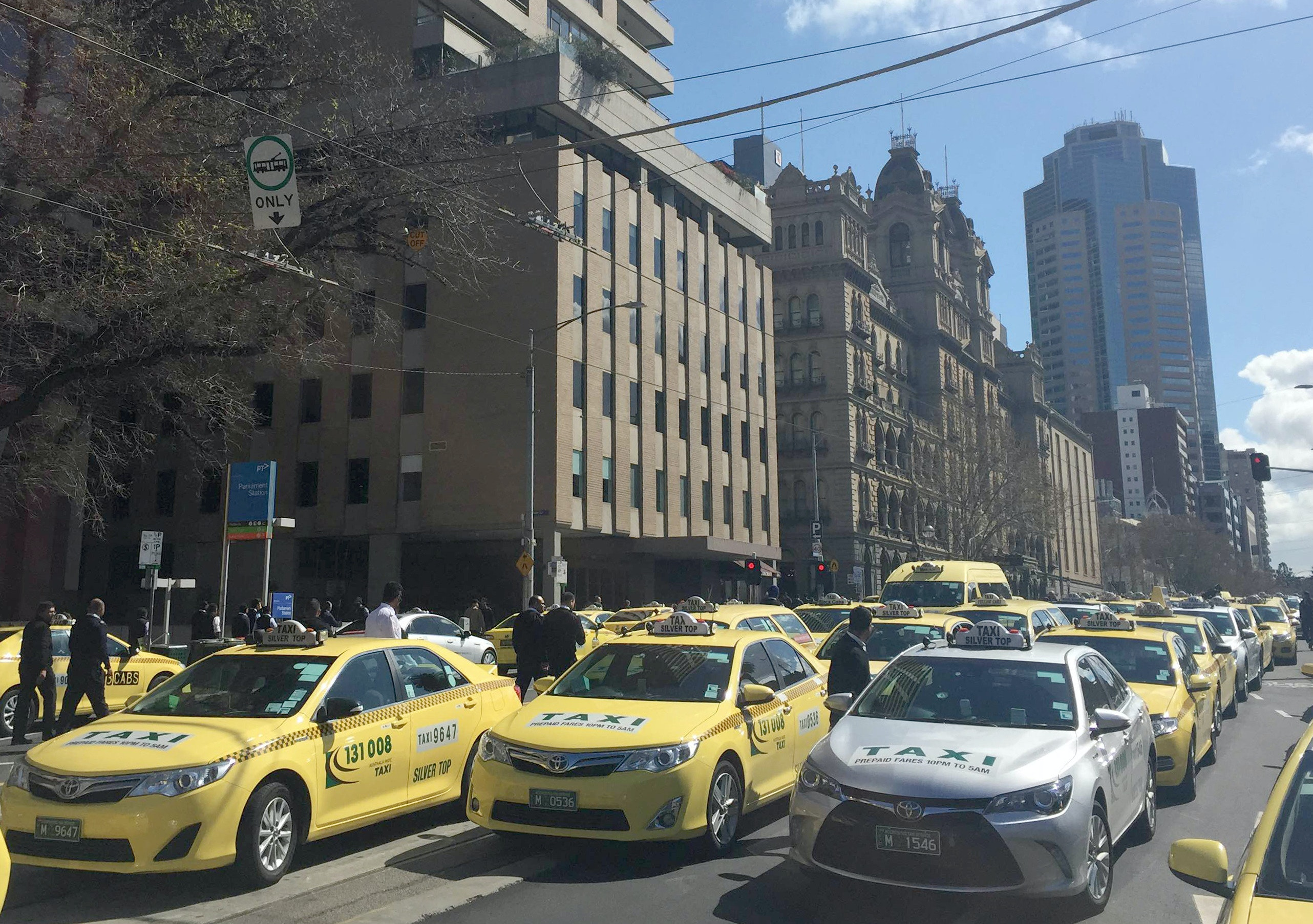 Licensing metered taxis does more harm than good – South ...