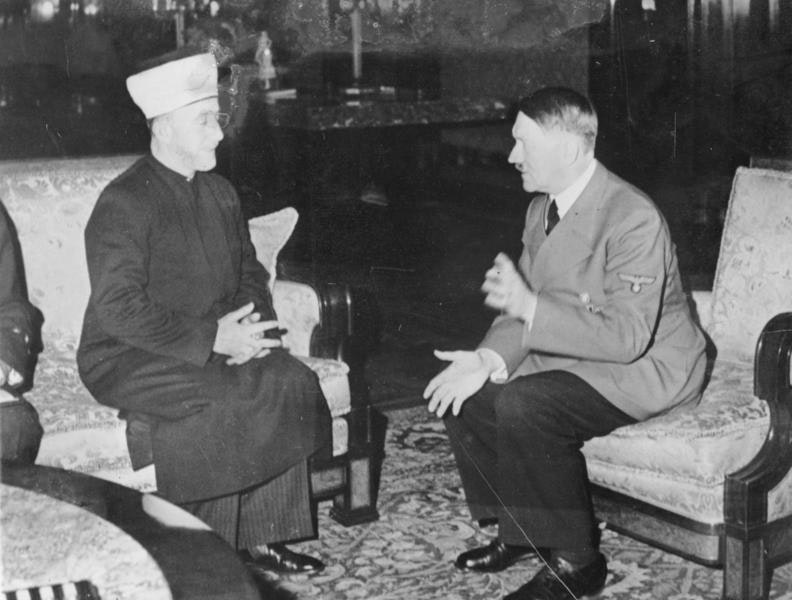 Image result for Nazi Mufti