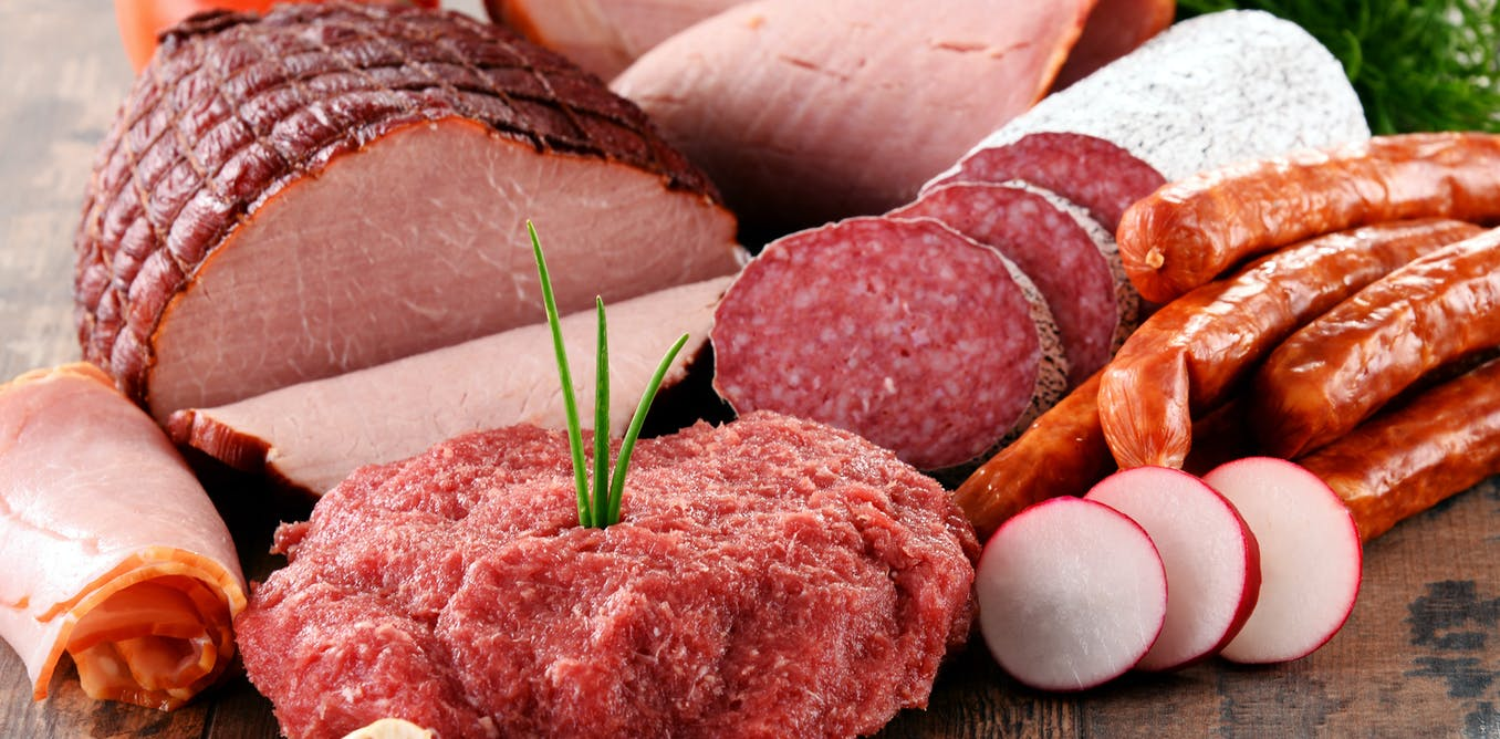 not everything gives you cancer but eating too much processed meat