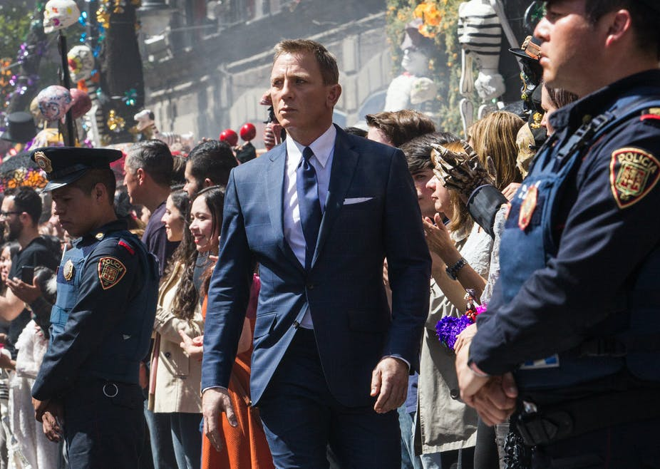 Spectre review: James Bond makes his mark in an age of