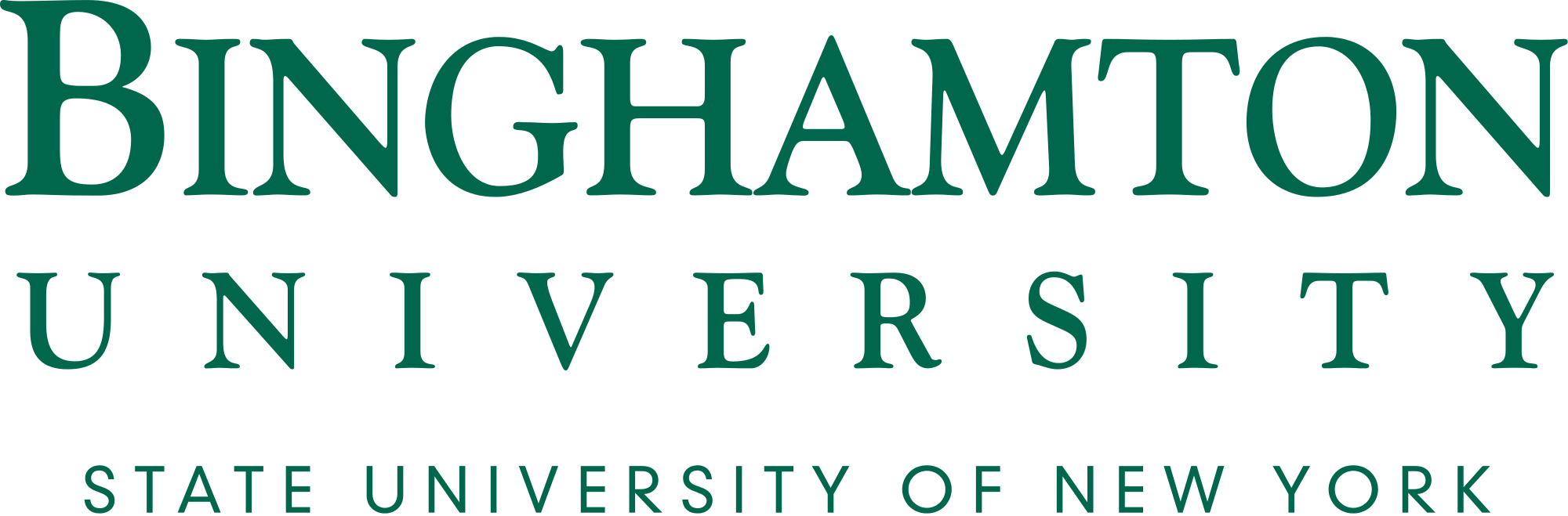 Binghamton University, State University of New York