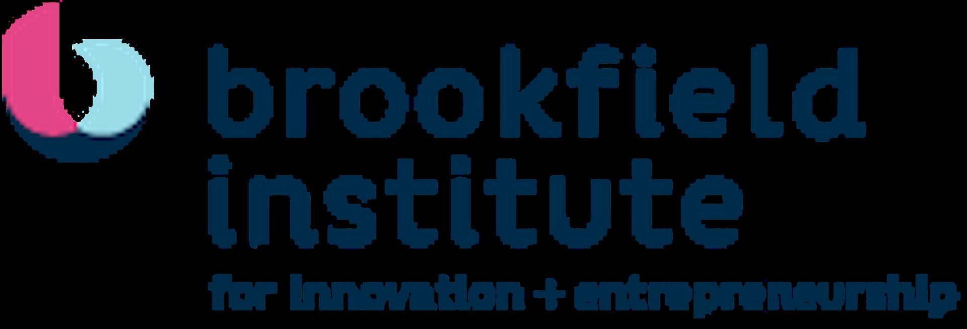 Brookfield Institute for Innovation + Entrepreneurship